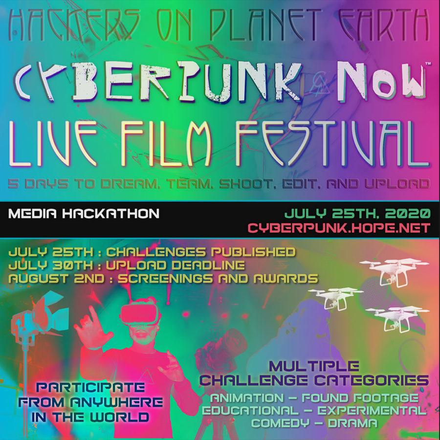 Cyberpunk Now Pre-Registration Promo Card